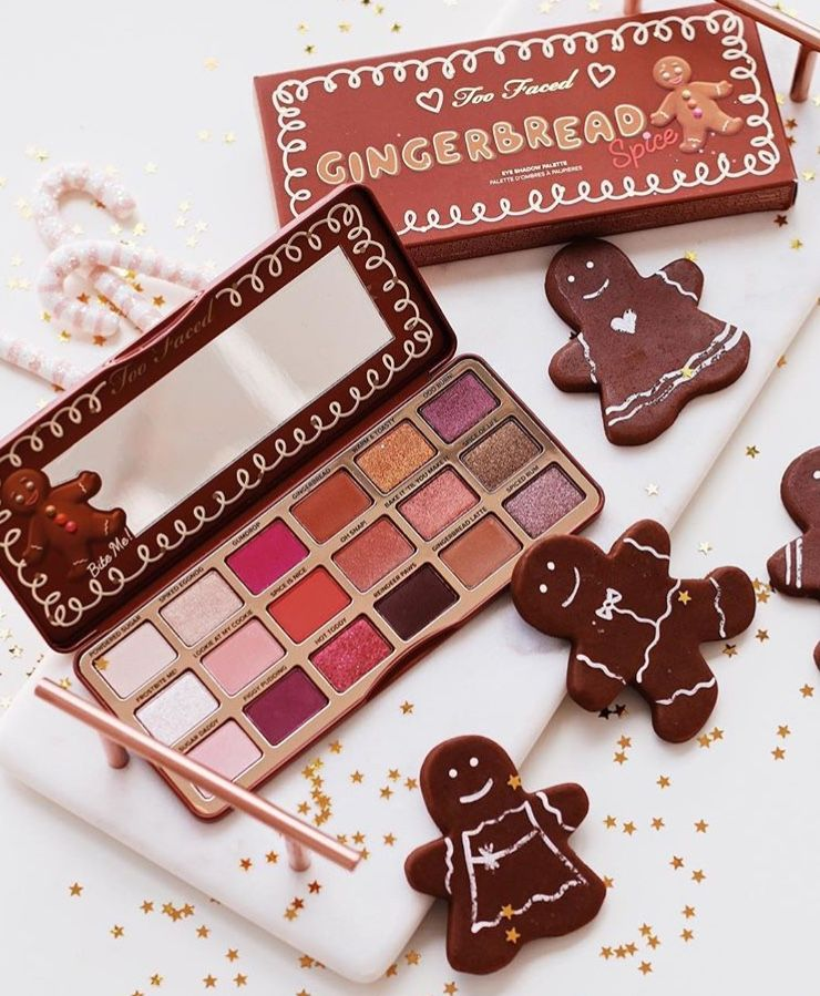 Too Faced Gingerbread Palette Palette maquillage
