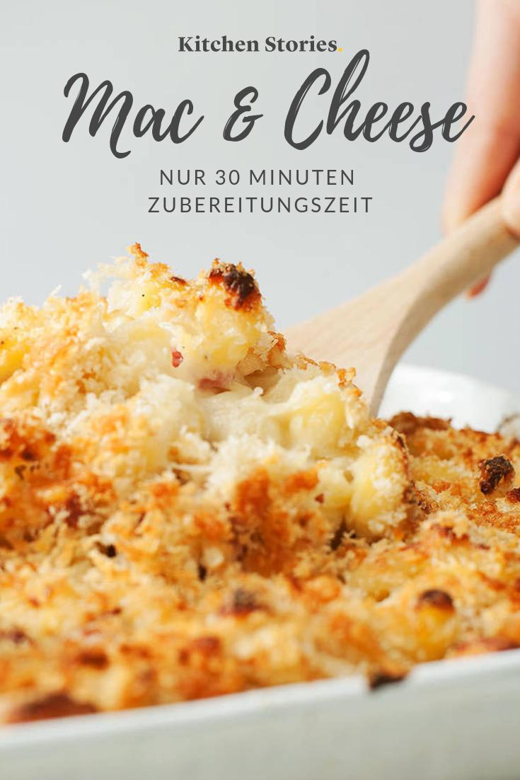 Mac & Cheese | Rezept | Kitchen Stories