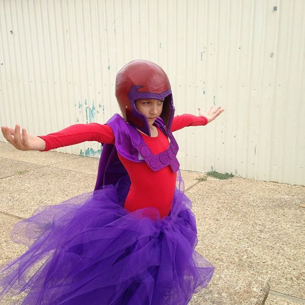 Little Magneto Wins The Heart Of Texas Comic Con [Cosplay]