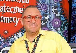 Jurek Owsiak - founder of Wielka Orkiestra Świątecznej Pomocy - leader of the biggest annual charity campaign in Poland