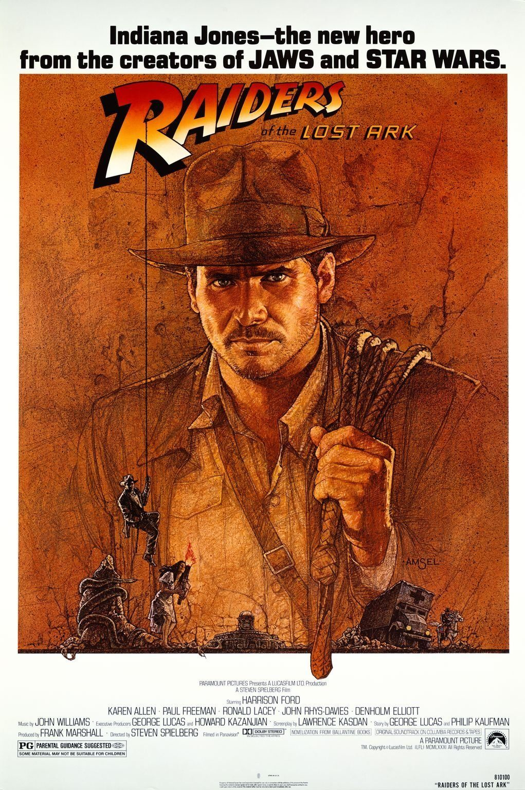 Raiders of the Lost Ark 1981 Movie Review
