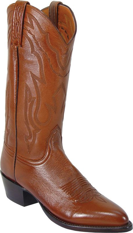 6b1bc059966 T3097-R4 Lucchese 2000 Men's Lone Star Western Boots - Antique ...