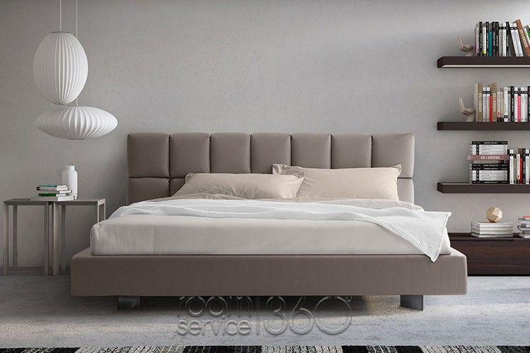 Cubic Designer Platform Bed By Pianca Modern Platform Bed