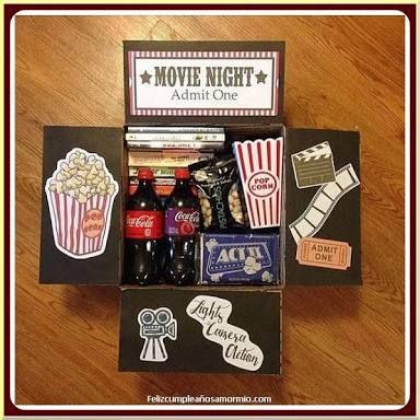 Resultado de imagen para regalos para primer a o de novios 22 de enero pinterest regalos - Ideas de regalos originales para amigas ...