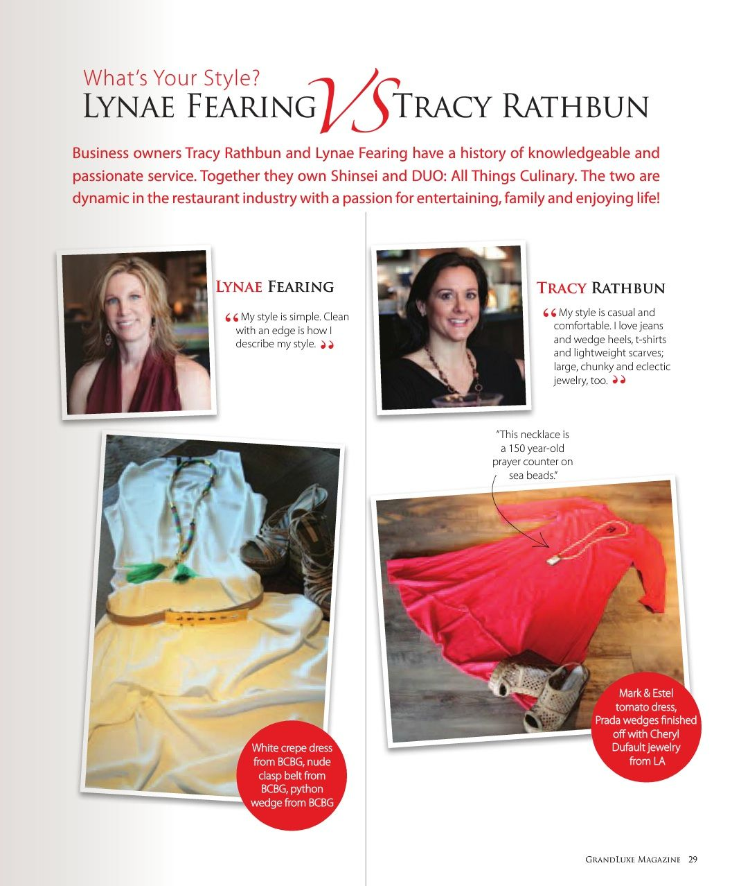 Lynae Fearing vs. Tracy Rathbun
