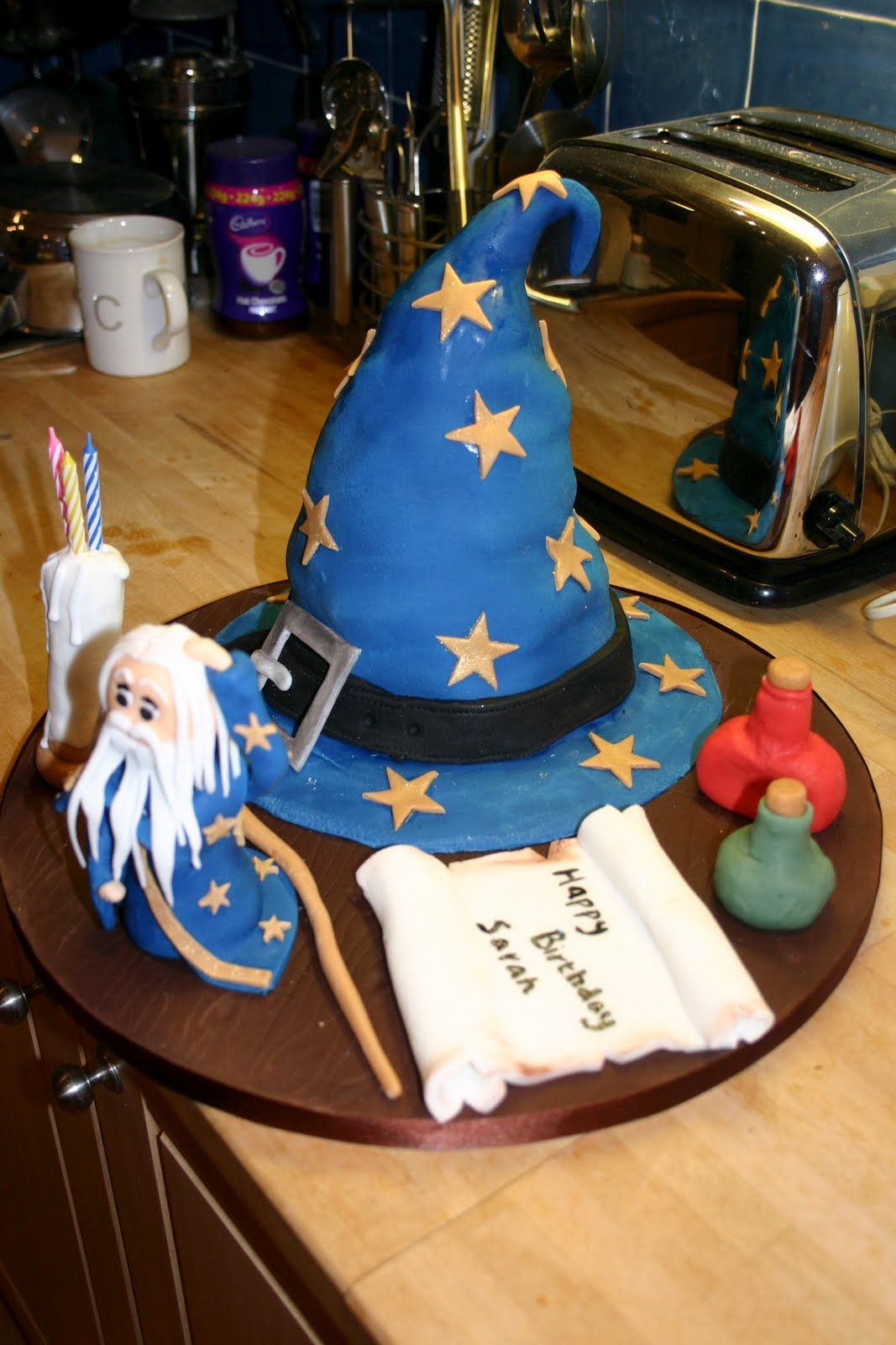 Rosies Cakes Wizard Cake Kids Parties Boy See Indiv Themes