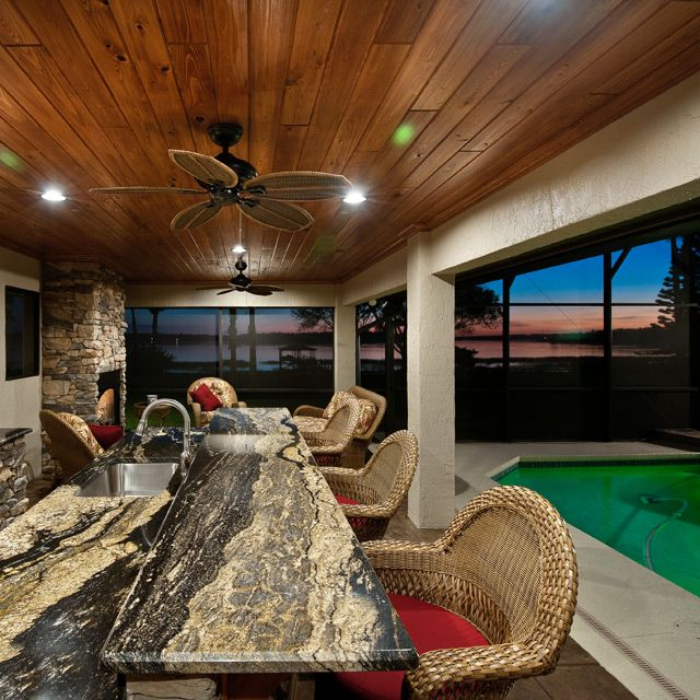 Orlando Home Renovations And Remodeling Art Harding Remodeling And Construction Orlando Florida Wood Ceilings Outdoor Wood Staining Wood