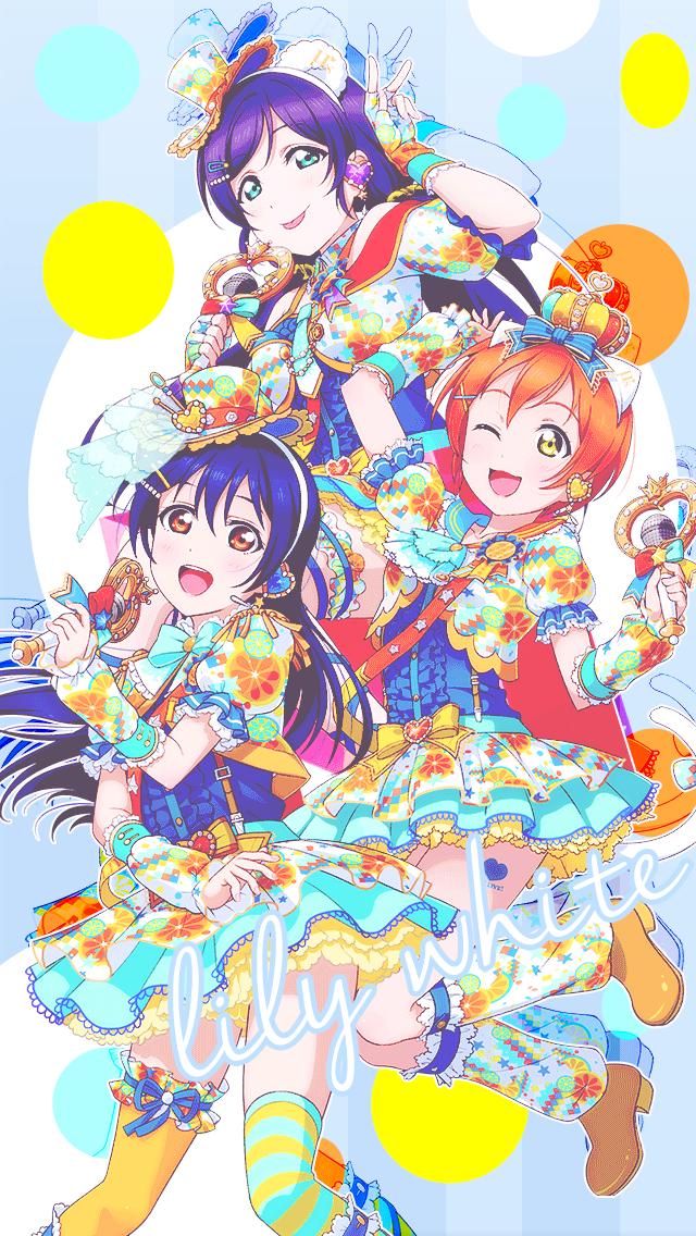 Live Wallpapers Iphone Anime Chibi Art Life Girls Kuroshitsuji Idol Fan