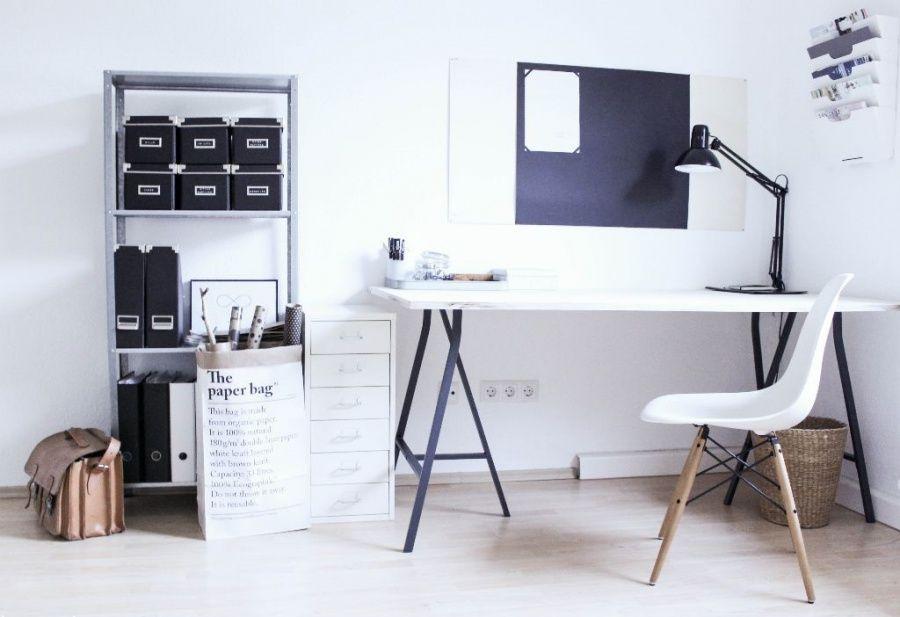 arbeitszimmer mon petit home office 1 bei mitglied viewofcarla arbeitsplatz pinterest. Black Bedroom Furniture Sets. Home Design Ideas