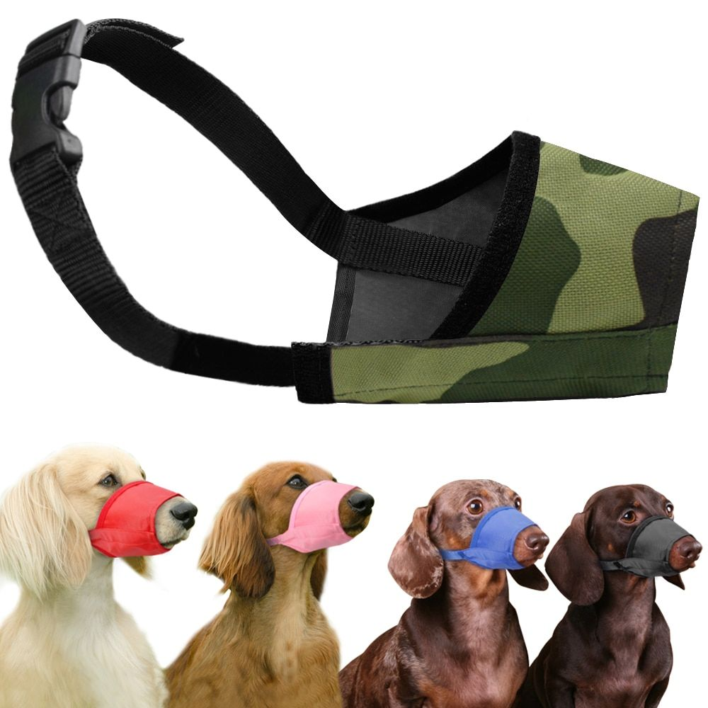 Us 199 Small Dogs Muzzle Anti Bite Dog Mask Pet Safety Mouth Cover