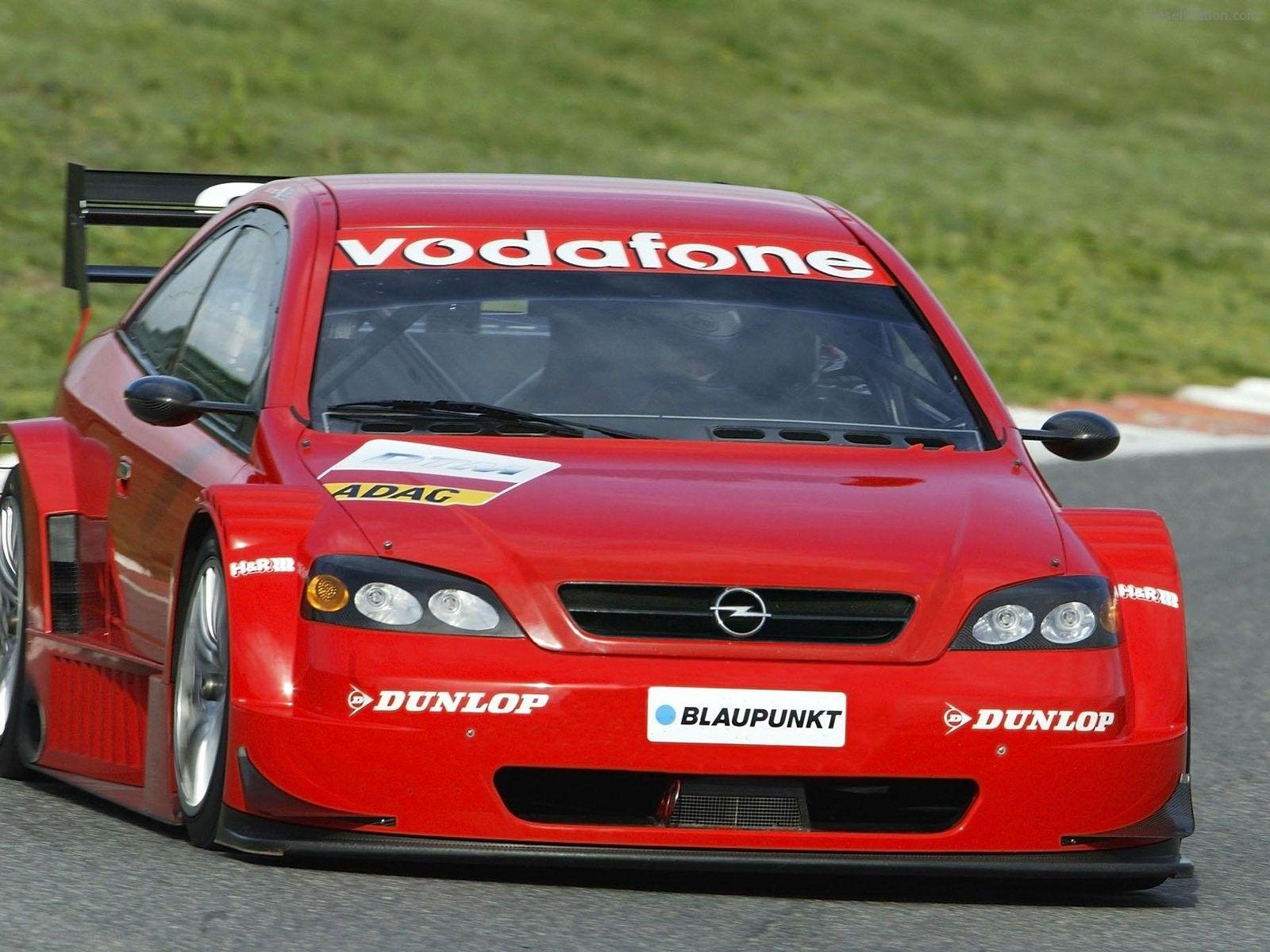 Opel Astra Dtm Opel Racing Motorsport