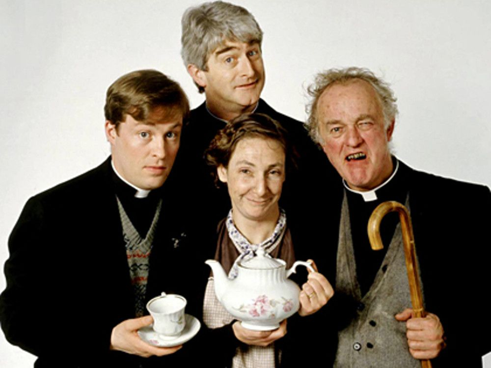 Father Ted - Articles - Best Episode Ever Shortlist - All 4