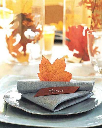 Thanksgiving Table Decorations | Decorate Your Home Now | Holiday ...