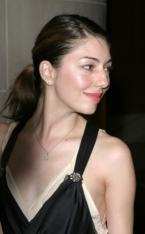 Sofia Coppola At the National Arts Awards Gala in 2003.