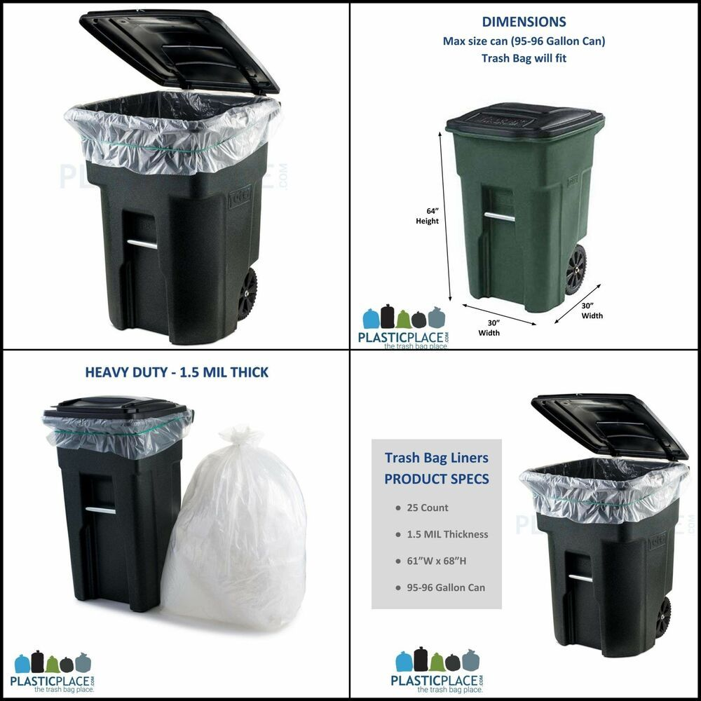 Garbage Can Garbage Can Ideas Garbage Can Garbagecan 95 Gallon Wheeled Trash Can Lid Garbage Container Outdoor Waste Garbage Containers Trash Can Can Lids