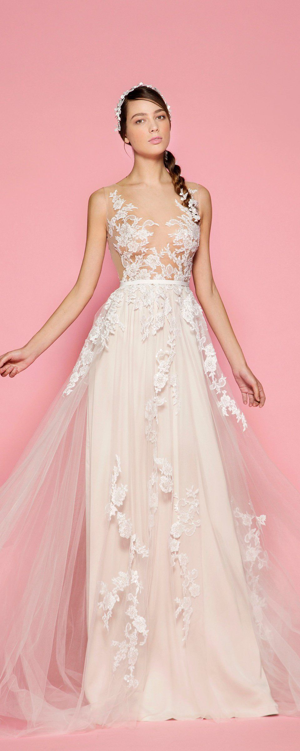 Georges Hobeika Printemps-été 2018 - Mariage | Wedding dress, Gowns ...