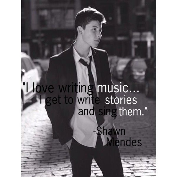 Shawn Mendes Quotes on Pinterest | Shawn Mendes Imagines, Shawn Mendes ... Be Yourself Quotes For Boys