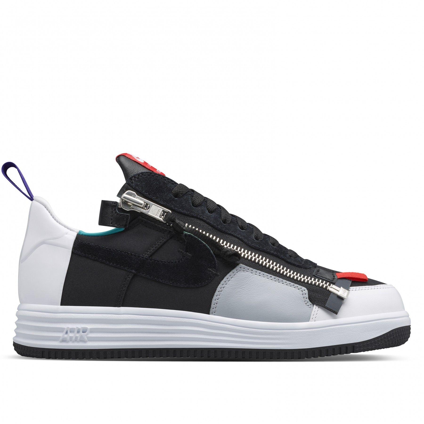 NikeLab x Acronym Lunar Force 1 (Black/White) · Nike LunarNike  SportswearFootwearShoeShoesZapatos