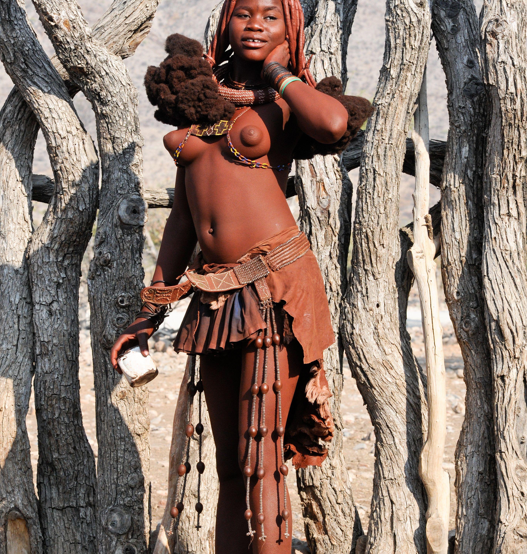 Africa Culture Neked Girls Pics