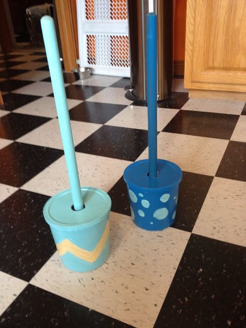 Diy Plunger Hider Love This I Looking That Ugly