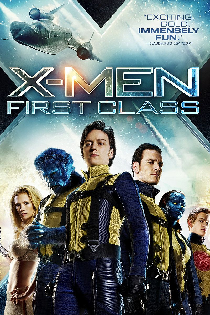 X Men First Class X Men Class Poster Good Movies