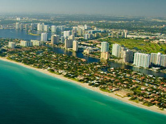Miami and the Everglades