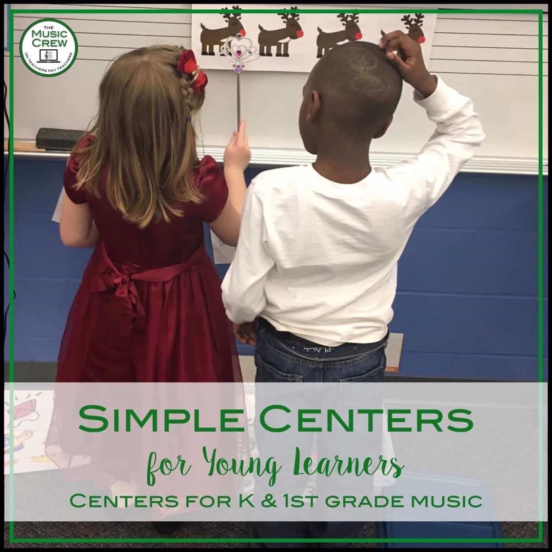 Simple Centers For Young Learners