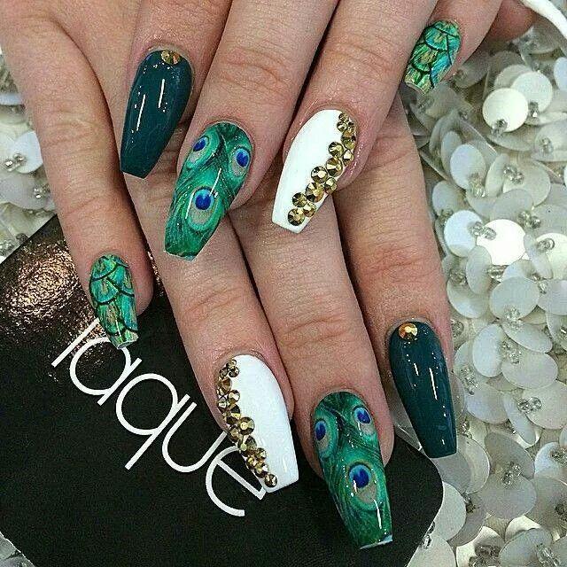 Pin de Gloria Fernandez en Manicuras | Pinterest | Diseños de uñas ...
