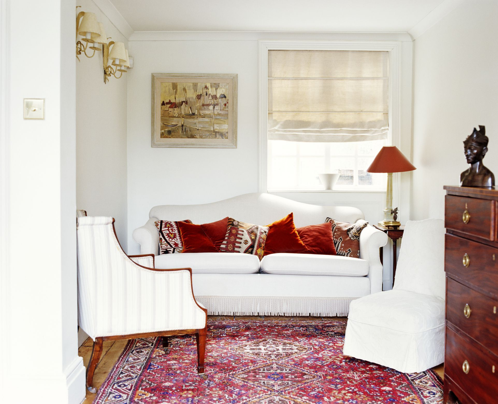 Don't Buy an Area Rug Without Considering These Tips