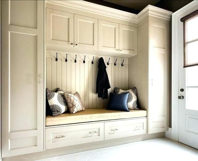 Image Result For Mud Closet With Cabinet Storage