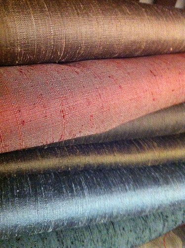 Thai silk for accommodation range