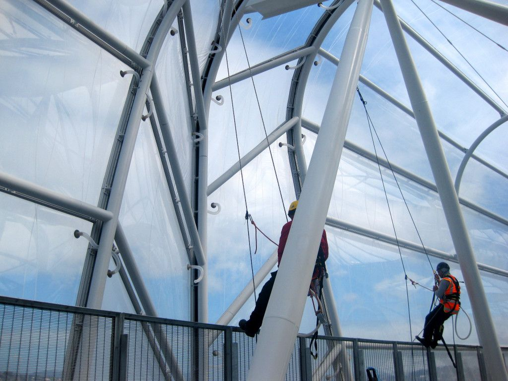 ETFE STRUCTURE - Google Search | ETFE | Pinterest | Facades and ...