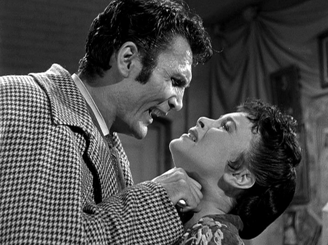 Man In The Attic 1953 Constance Smith Jack Palance Film Noir