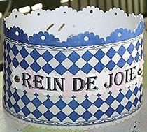 Rein De Joie crown