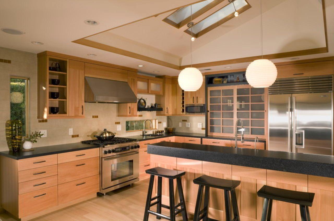 Inspirational Japanese Style Kitchen Asian Kitchenss Kitchen Design Top Kitchen Designs Kitchen Cabinet Styles