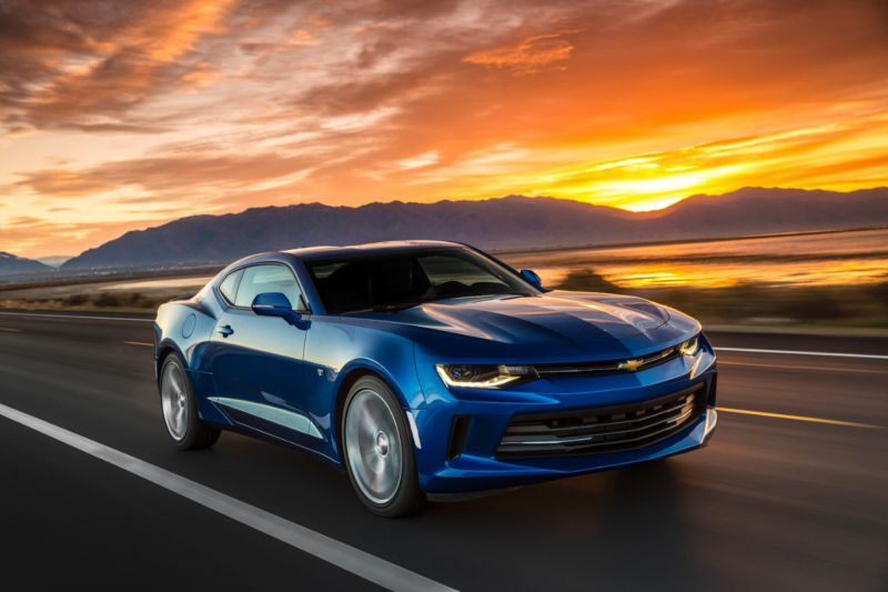 Chevrolet Camaro Vi 6 2 V8 453 Hp Automatic Cars Car Fuelconsumption