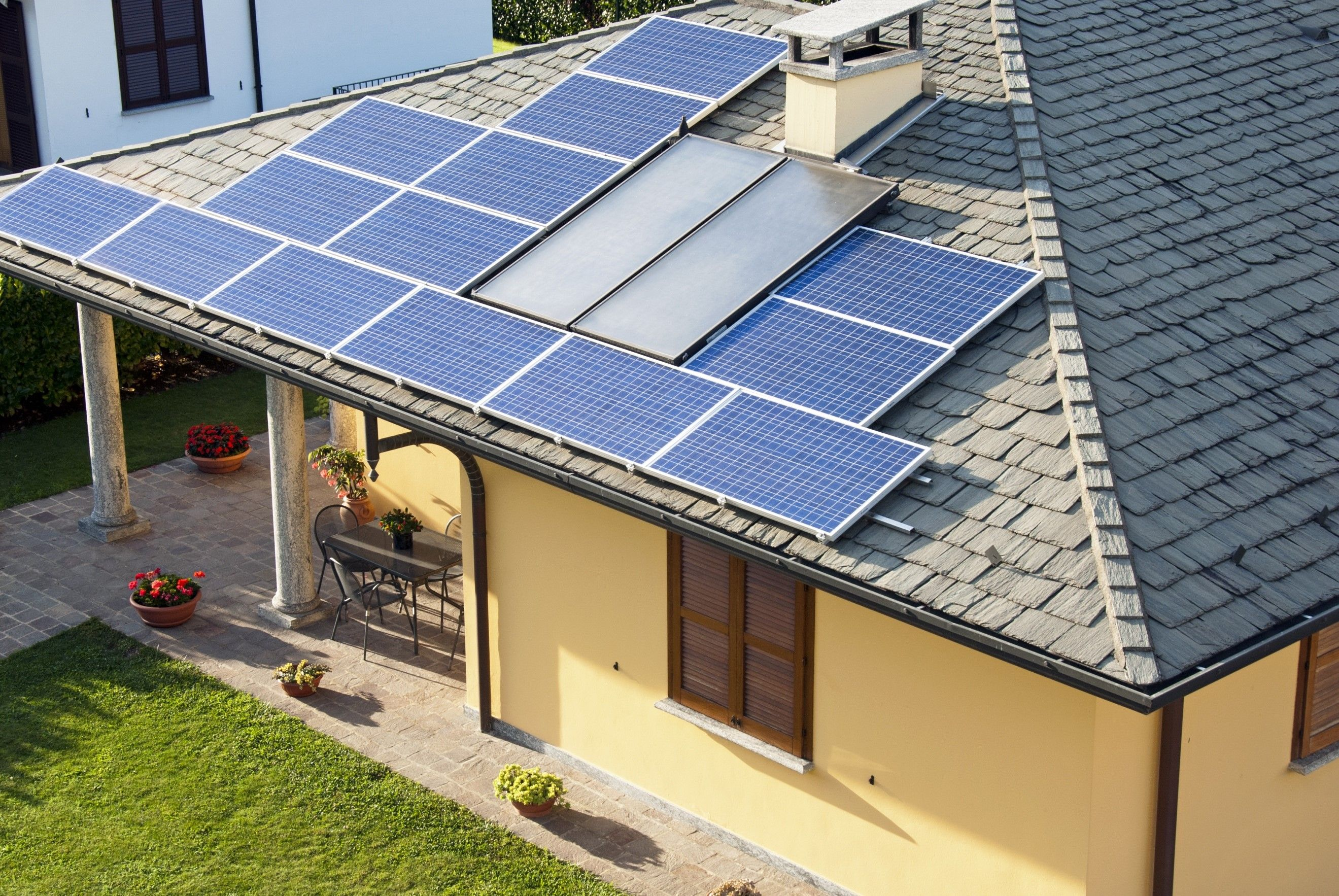 Making Your Home More Energy Efficient Is Always A Good Thing But There Are A Lot Of Solar Power Myths That Solar Panels Best Solar Panels Solar Panel Cost