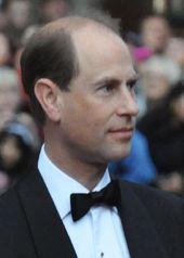 Эдвард   Маунтбеттен  -  Винздор  -  последний  ребенок  Королевы  Елизаветы II.