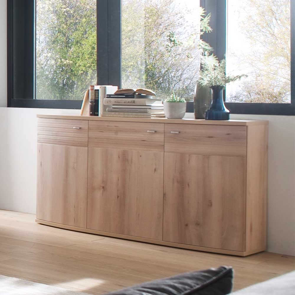 Erkunde Wohnzimmer Sideboard Sonoma Eiche Und Noch Mehr