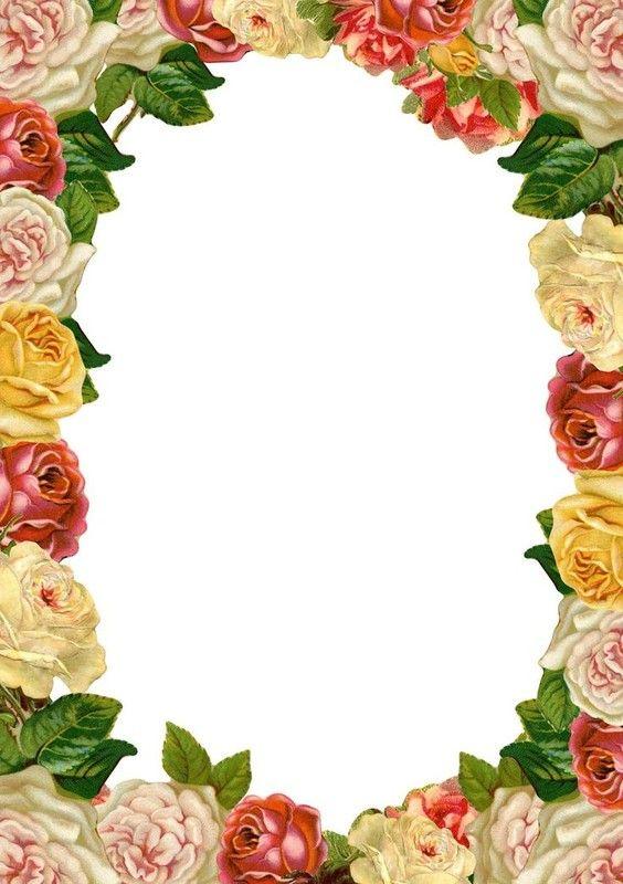 Cadre Vide cadre vide | frames | pinterest | vintage roses, paper crafts and