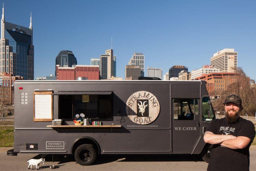 Steaming Goat NFTA Nashville Food Truck Association
