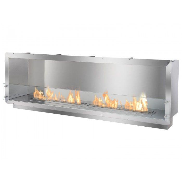 Pleasant Linear Fireplace No Vents No Hookups No Smoke No Ash Download Free Architecture Designs Scobabritishbridgeorg