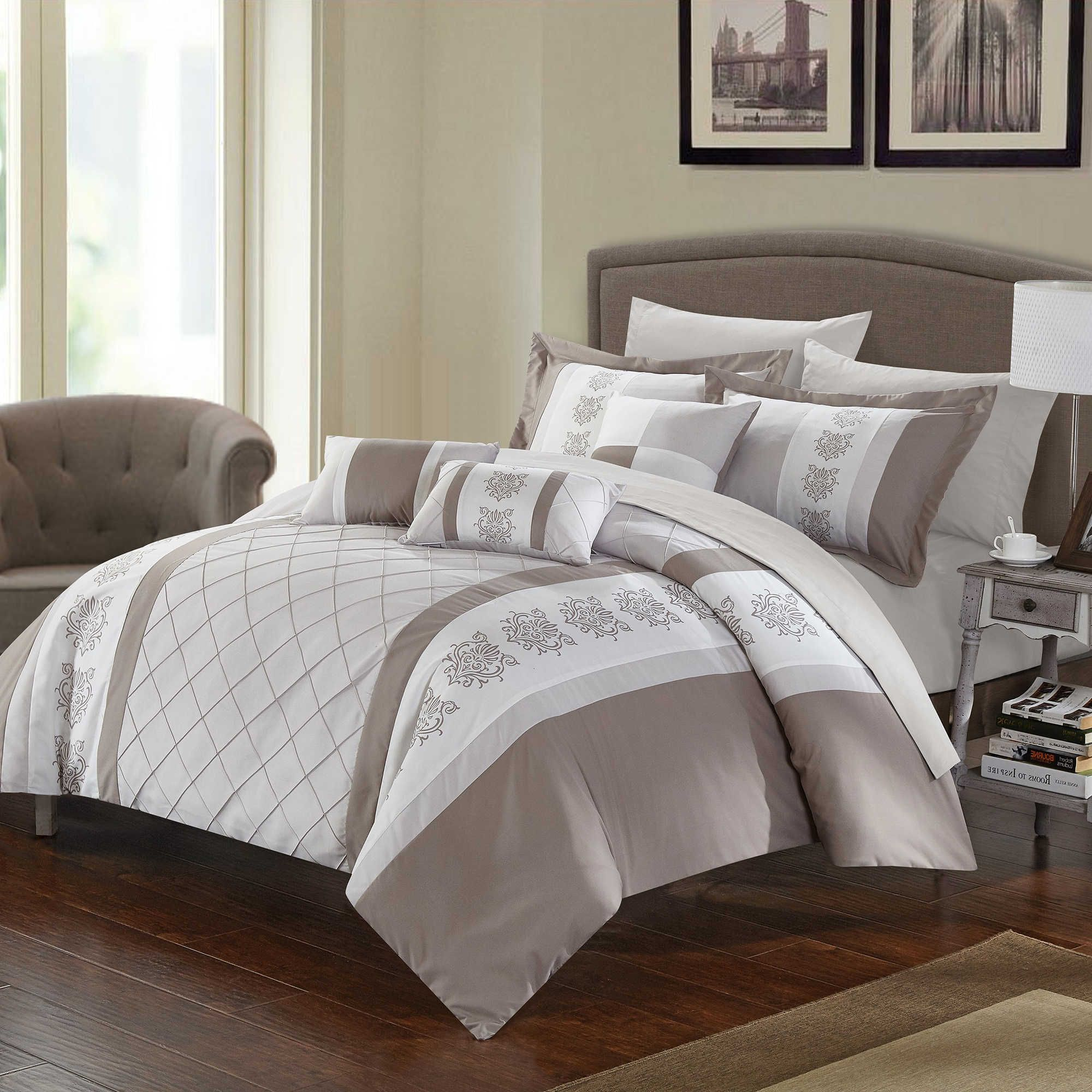 Chic Home Adam Comforter Set Comforter sets, Modern
