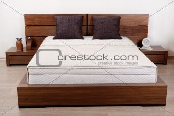 Contemporary Wooden Headboards Google Search Double Bed