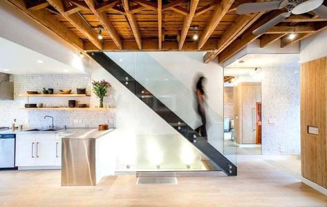 27 Super Ideas For Exposed Basement Ceiling Lighting Wood Beams Exposed Ceilings Exposed Basement Ceiling Ceiling Lights