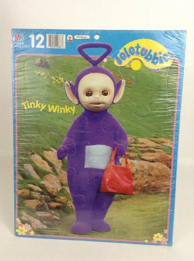 Teletubbies Tinky Winky Handbag Tray