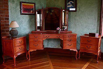 Queen Anne Bedroom Furniture   Bedroom Furniture   From the UK ...