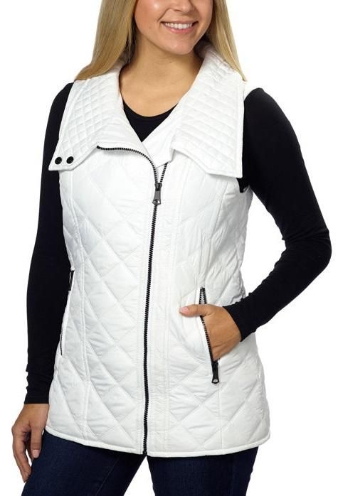 Marc New York Ladies Quilted Vest Costco Fashion Pinterest