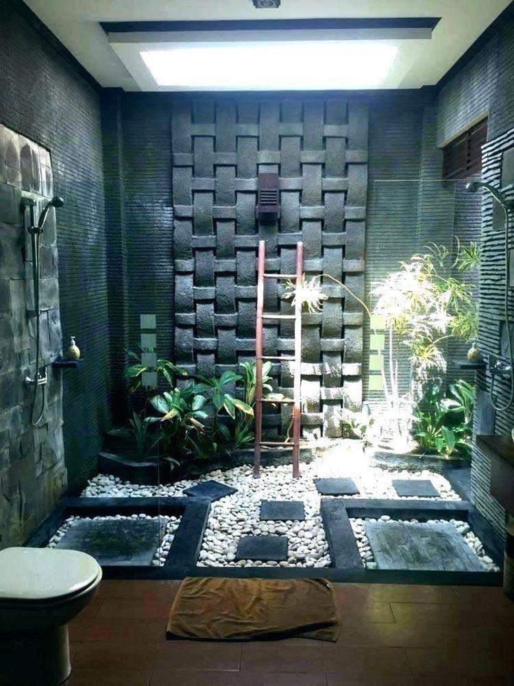 35 Bagni Moderni dal Design in Stile Zen Bagno naturale