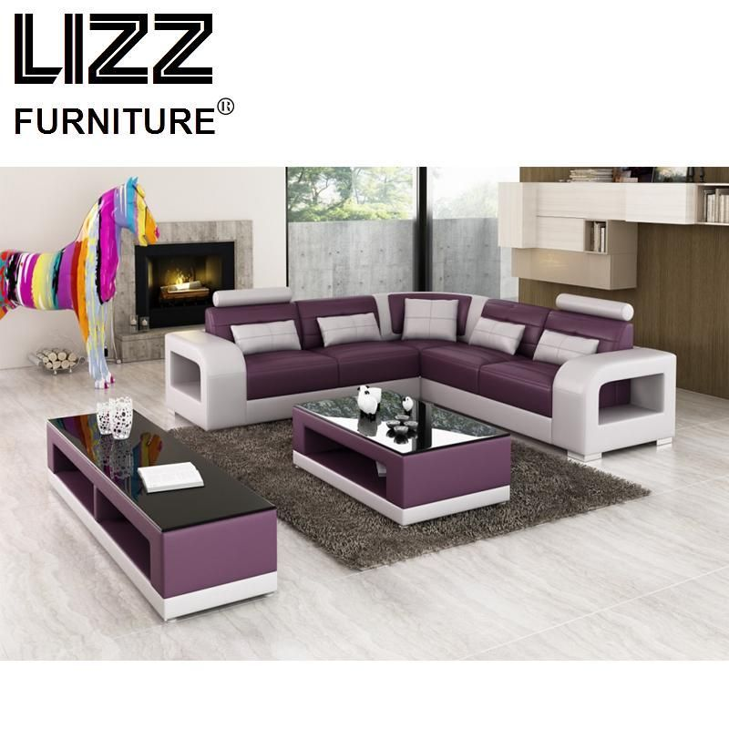 Sales Sofa Sets Luxury Furniture Set Genuine Leather Sofas For Living Room Modern L Shape Sofa With In 2020 Living Room Sofa Design Living Room Sofa Corner Sofa Design